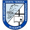 Santa Teresa ženy