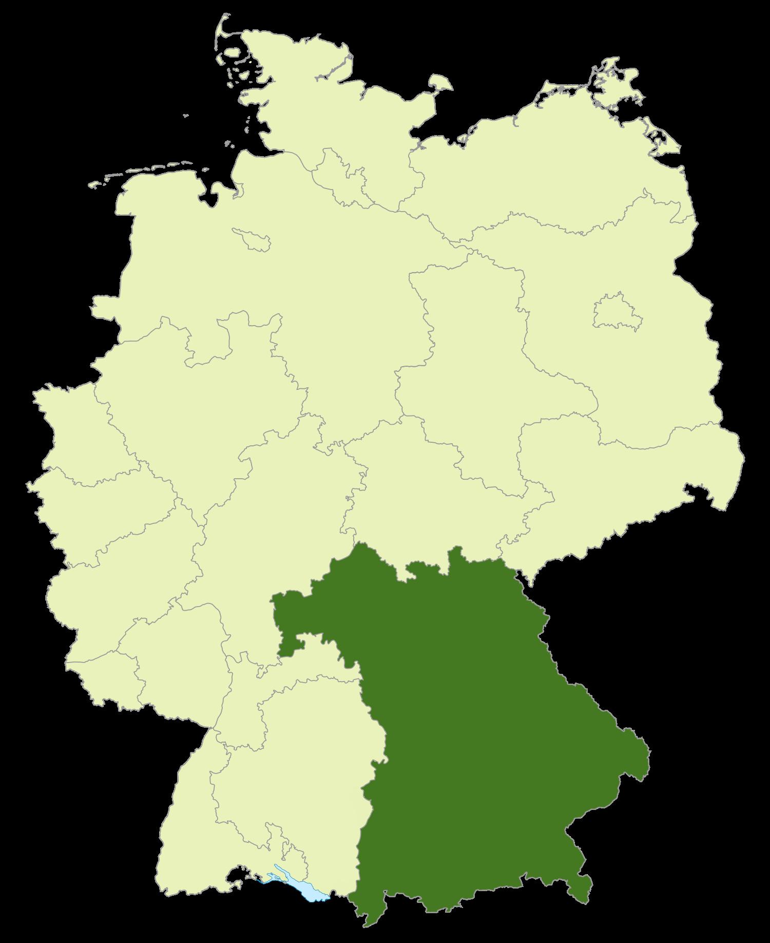Německo - Oberliga Bayern - Sever